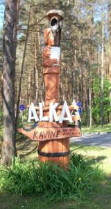 Restauracja Alka - www.druskienniki.eu
